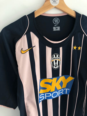 2004/05 Juventus Away Shirt (M) 9/10