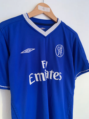 2003/05 Chelsea Home Shirt (S) 9/10