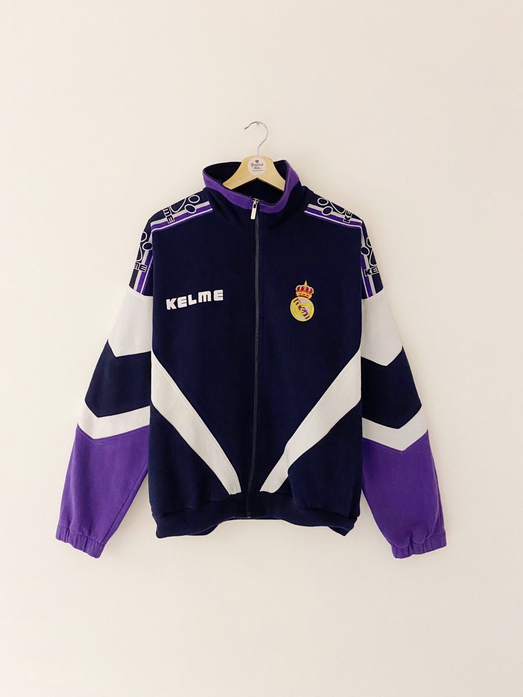 1994/96 Real Madrid Track Jacket (M) 8/10
