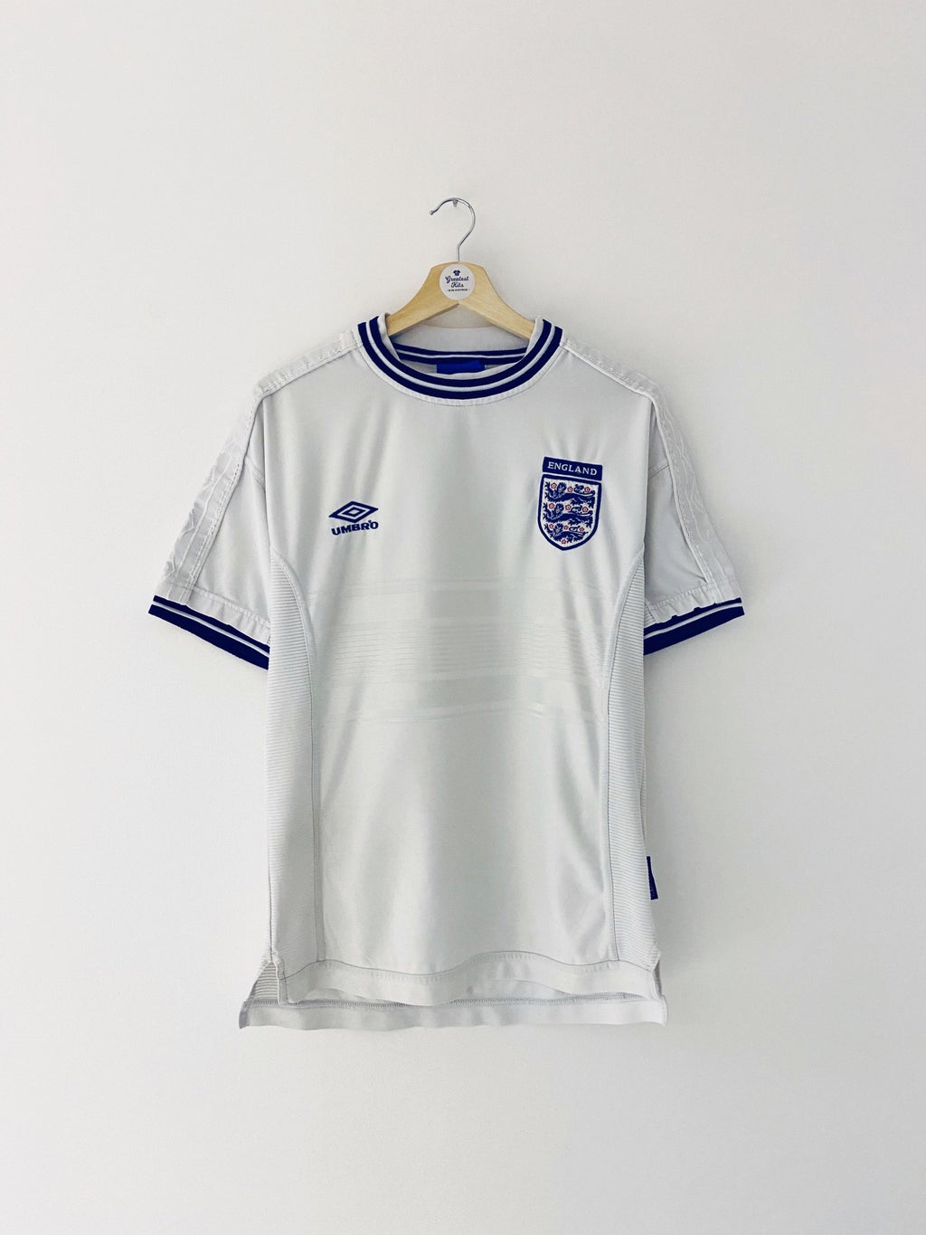 1999/01 England Home Shirt (M) 7.5/10
