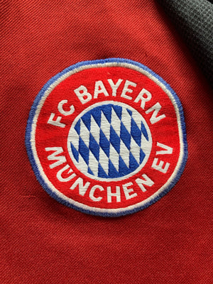 2001/02 Bayern Munich Home Shirt (M) 7/10