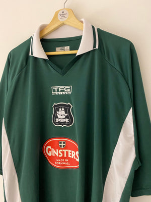 2003/05 Plymouth Home Shirt (XXL) 9/10
