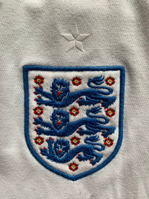 2010/12 England Home Shirt (XL) 9/10