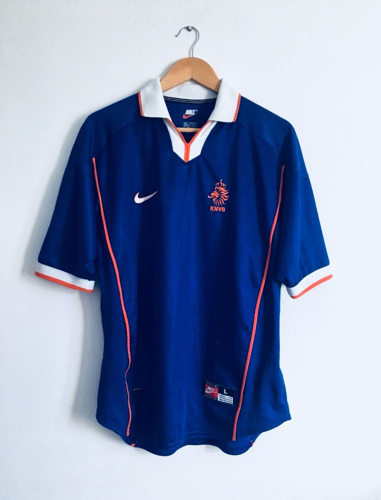 1998/00 Holland Away Shirt (L)