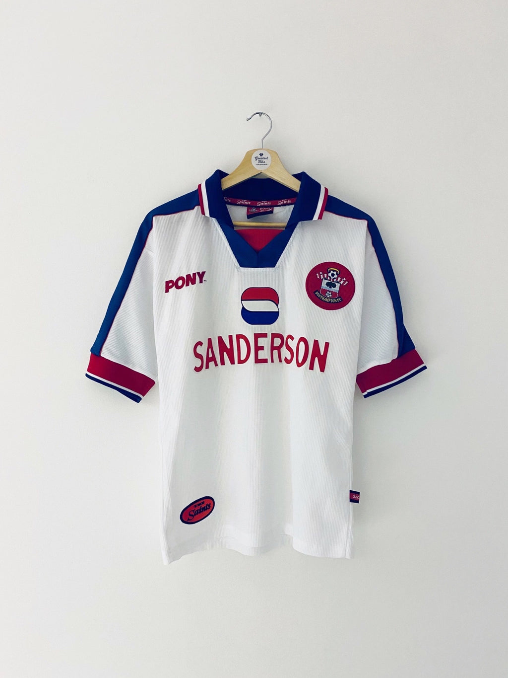 1997/98 Southampton Away Shirt (M) 9/10