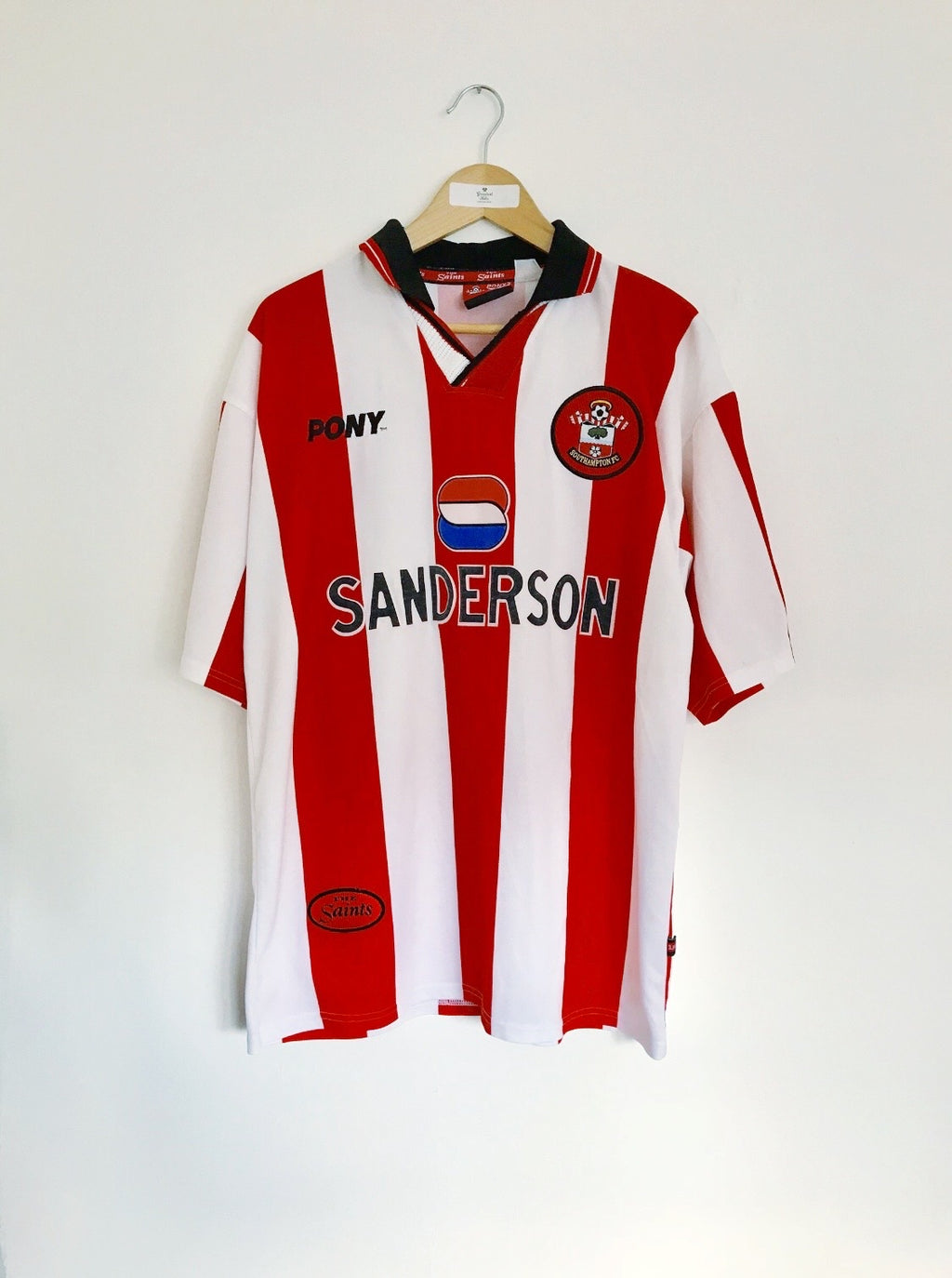 1997/99 Southampton Home Shirt #8 (XL) 8.5/10