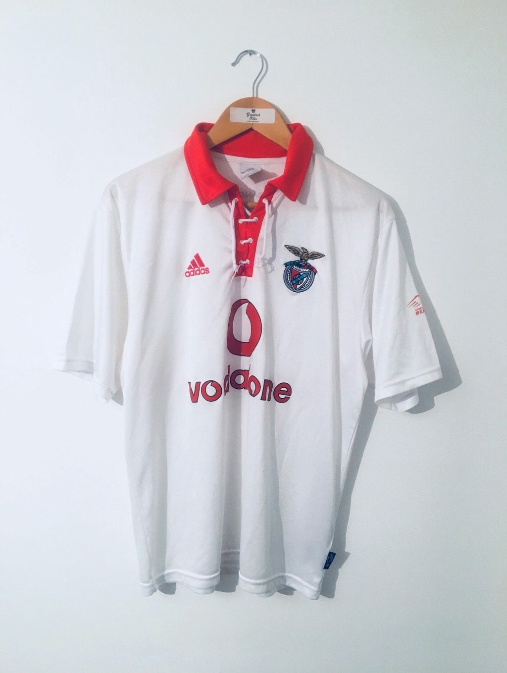 2003/05 Benfica Away Centenary Shirt (M) 8.5/10