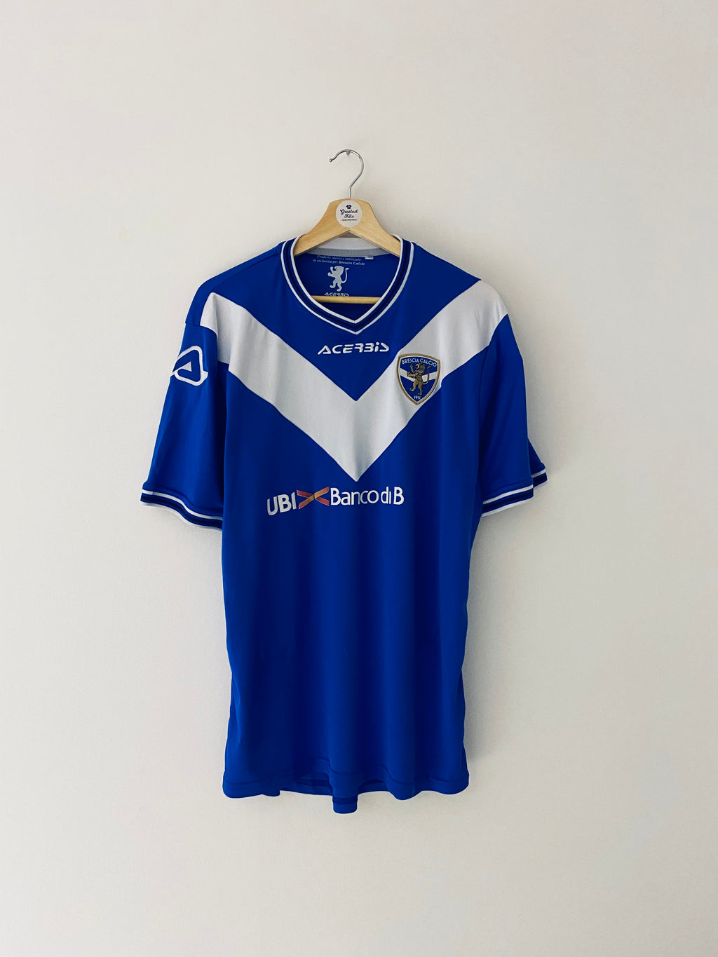 2015/16 Brescia Home Shirt (XXL) 5.5/10