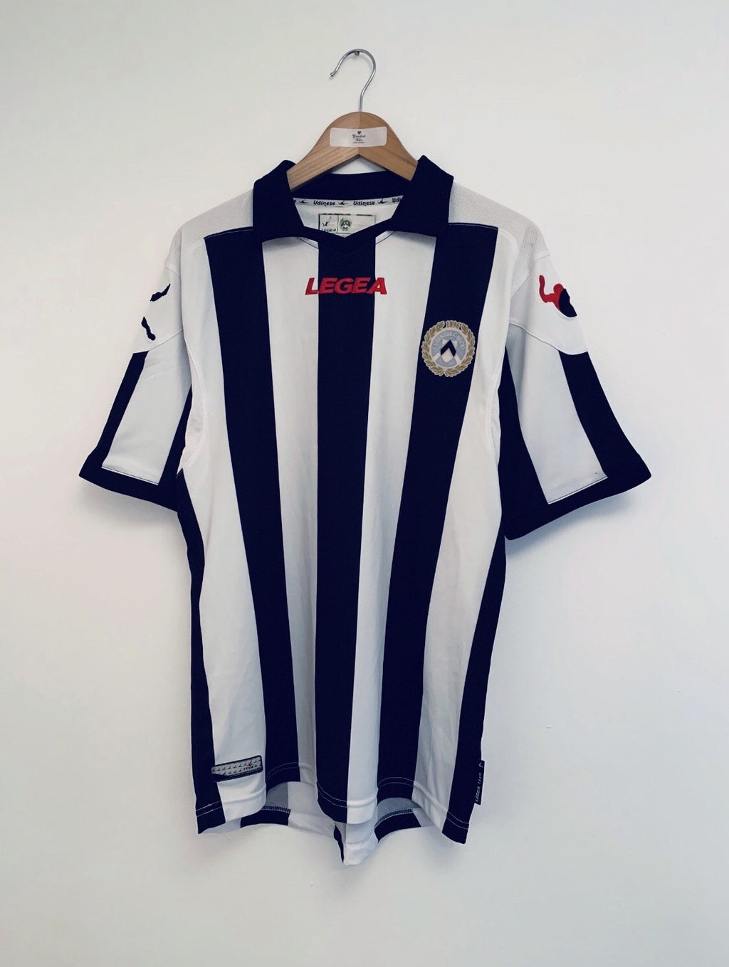 2012/13 Udinese Home Shirt (L) 9/10