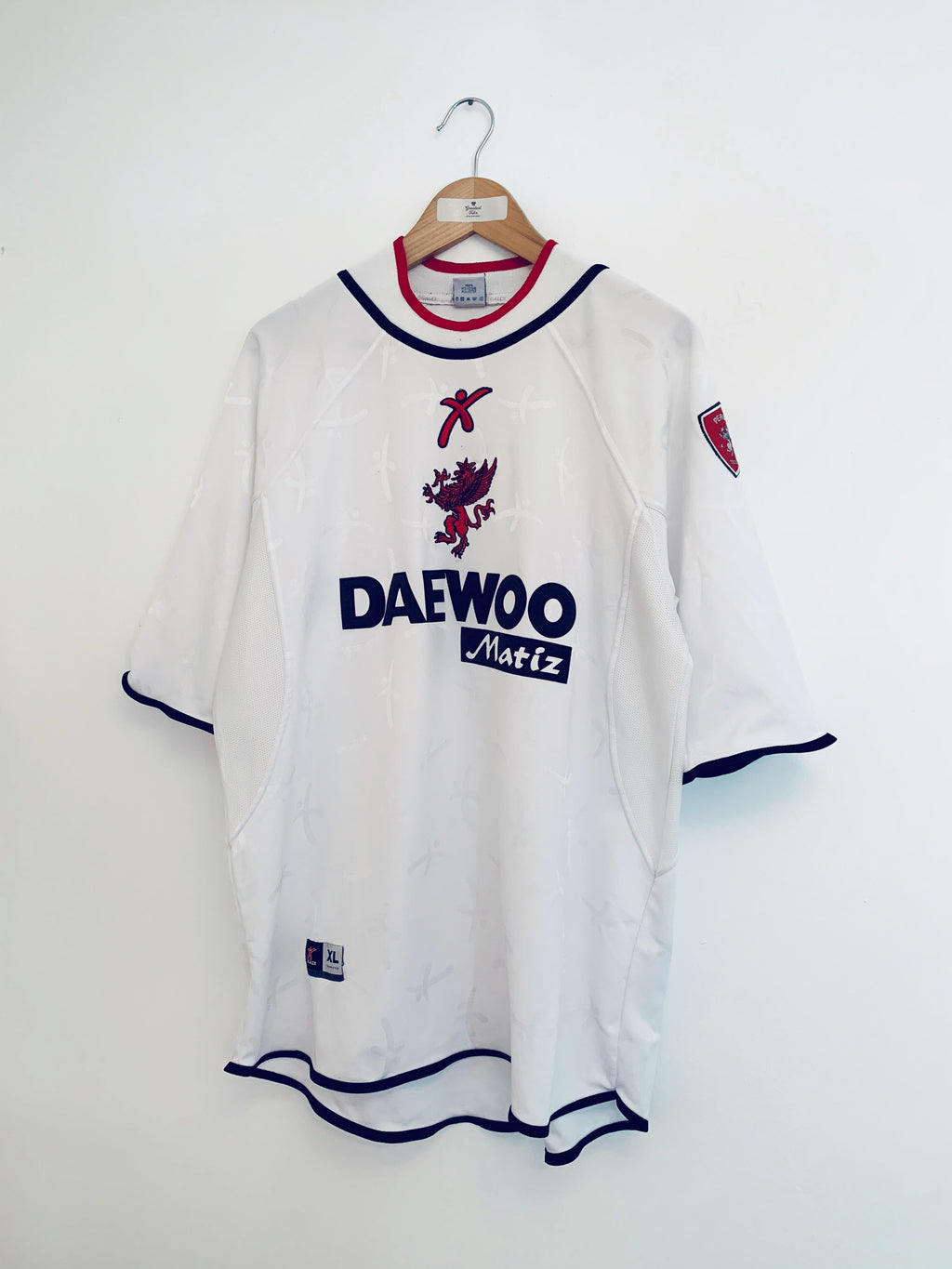 2001/02 Perugia Away Shirt (XL) 8.5/10
