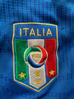 2010/11 Italy Home Shirt (XS) 9/10