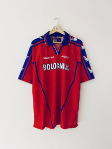 2002/03 Bologna Training Shirt (XL) 9.5/10