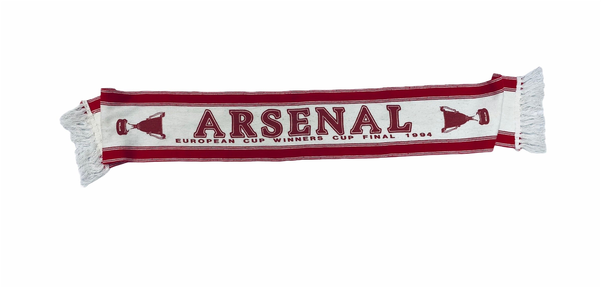 1994 Arsenal Cup Winners Cup Scarf