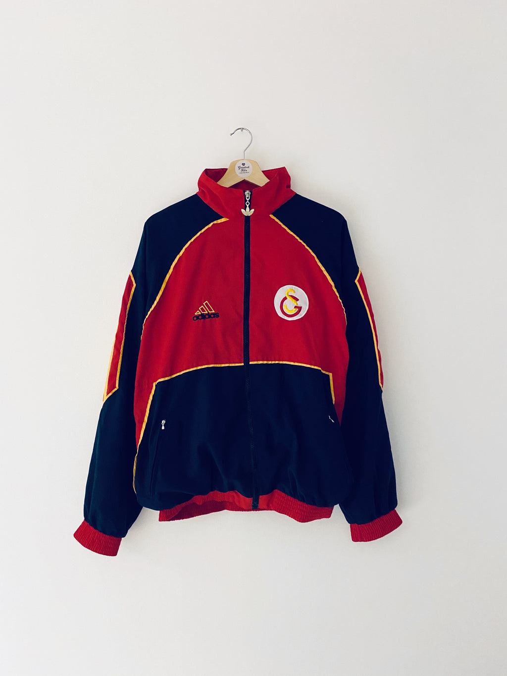 1995/96 Galatasaray Training Jacket (S) 9/10