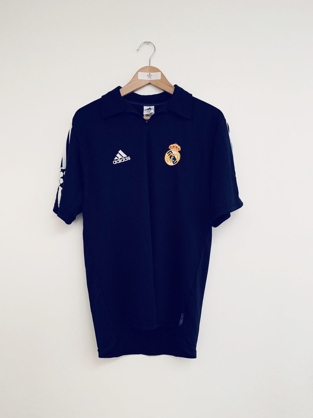 2001/02 Real Madrid Away CL Centenary Shirt (S) 9.5/10