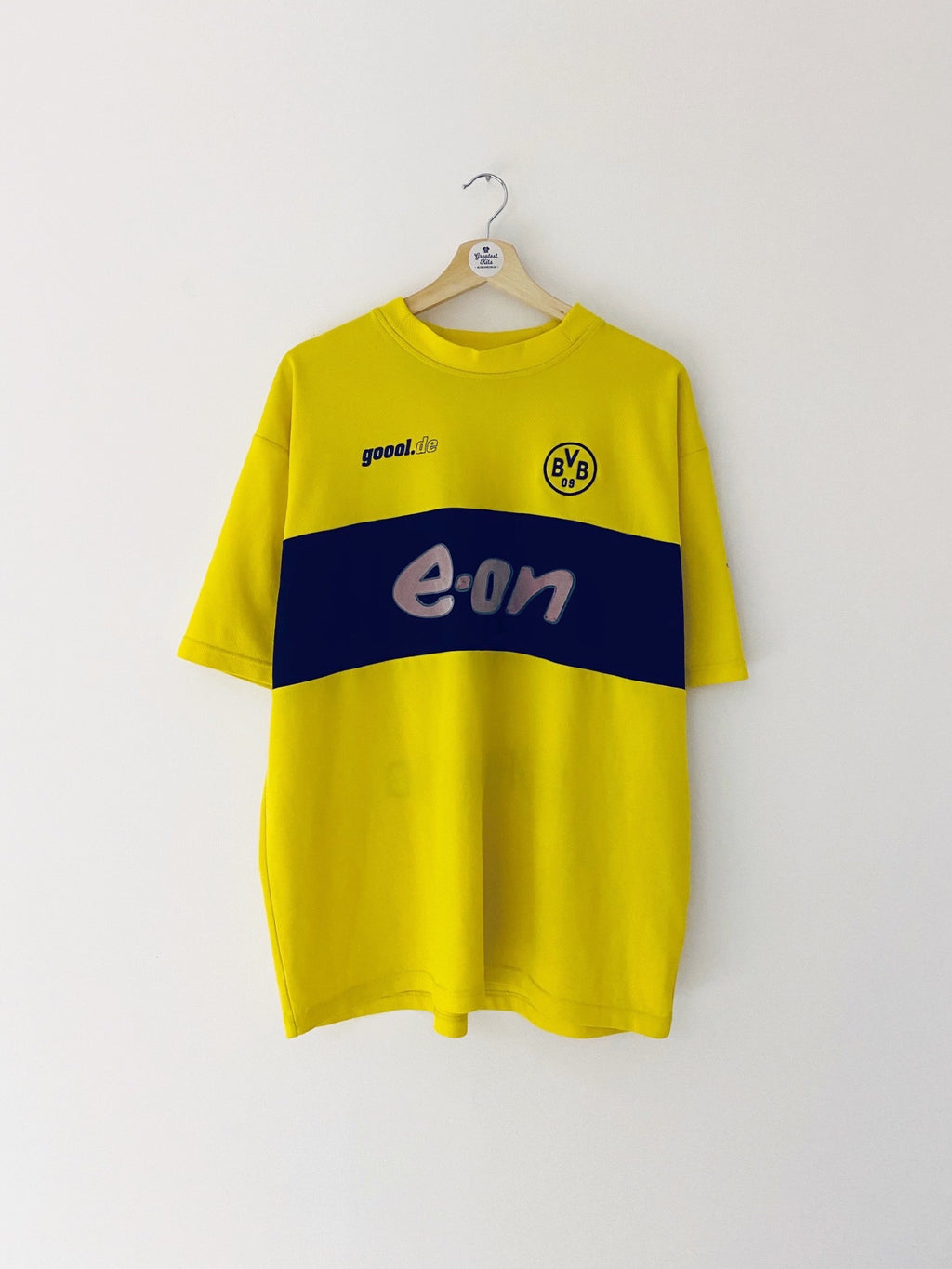 2002/03 Borussia Dortmund Home Shirt (XL) 6.5/10