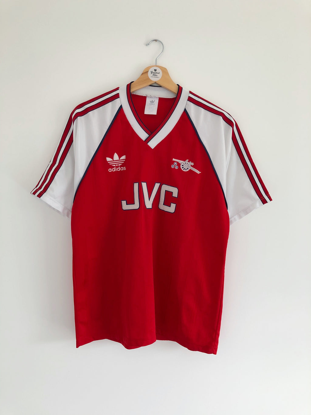 1988/90 Arsenal Home Shirt (L) 9/10