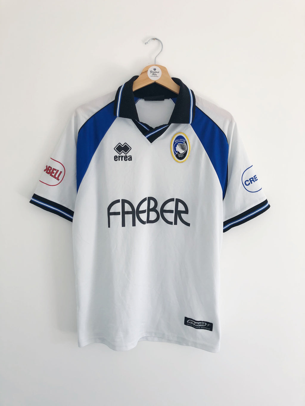 2010/11 Atalanta *Prototype* Away Shirt (L) 7.5/10