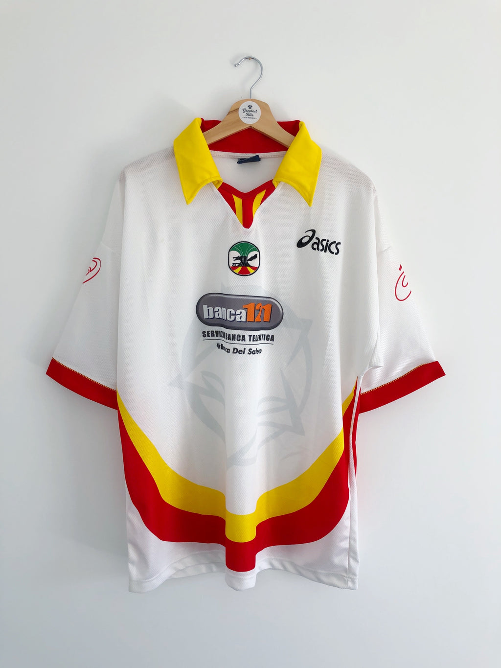 1999/00 Lecce Away Shirt (XL) 9.5/10