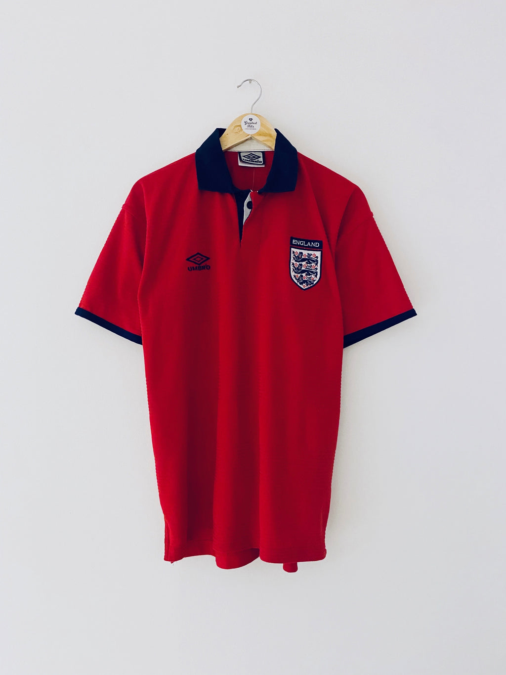 1999/01 England Away Shirt (XL) 9/10