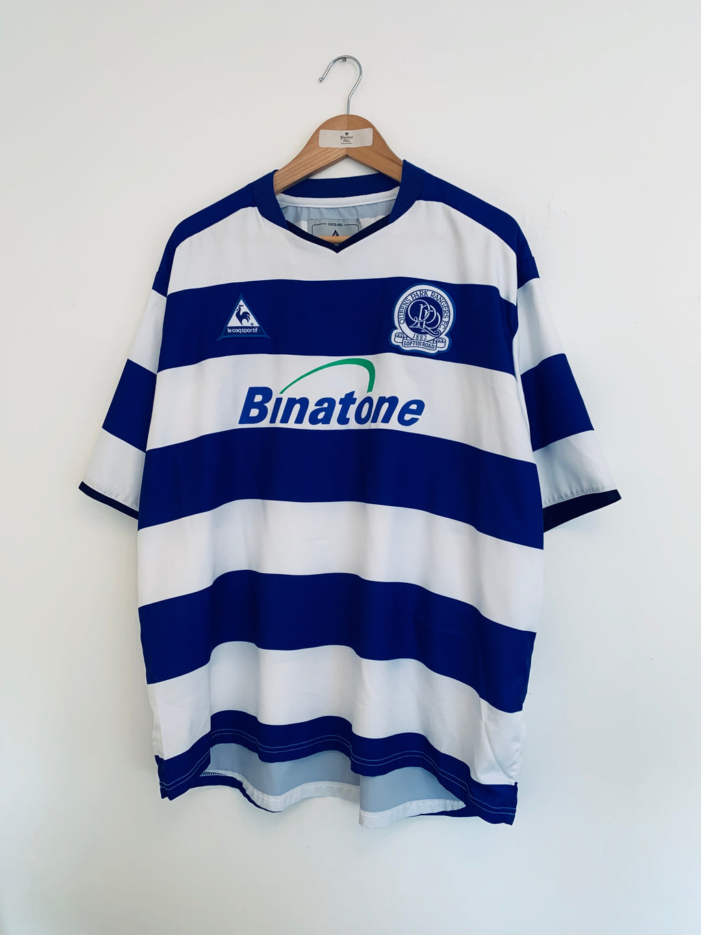 2003/05 QPR Home Shirt (XL) 9.5/10