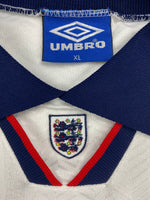 1993/95 England Home Shirt (XL) 7/10