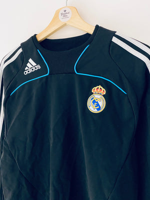 2007/08 Real Madrid Training Top (S) 9/10