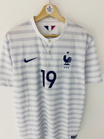 2014/15 France Away Shirt Pogba #19 (L) 9.5/10