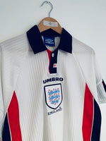 1997/99 England Home Shirt (L) 7.5/10