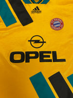 1993/95 Bayern Munich Away Shirt (XS) 7/10