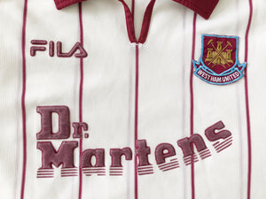 2002/03 West Ham Away Shirt (L) 8.5/10