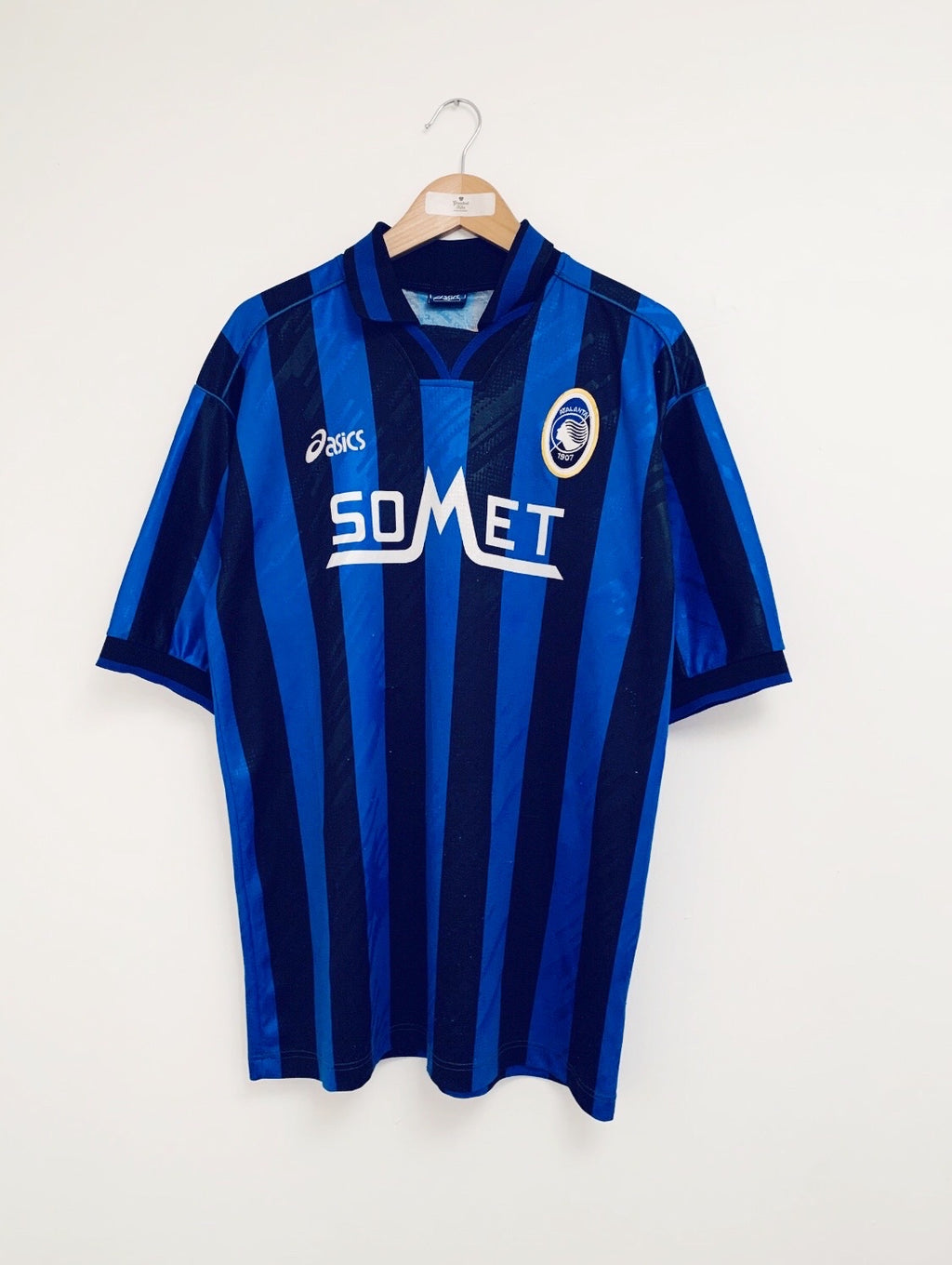 1996/97 Atalanta Home Shirt (XL) 7.5/10
