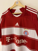 2007/09 Bayern Munich Home Shirt (XXL) 9/10