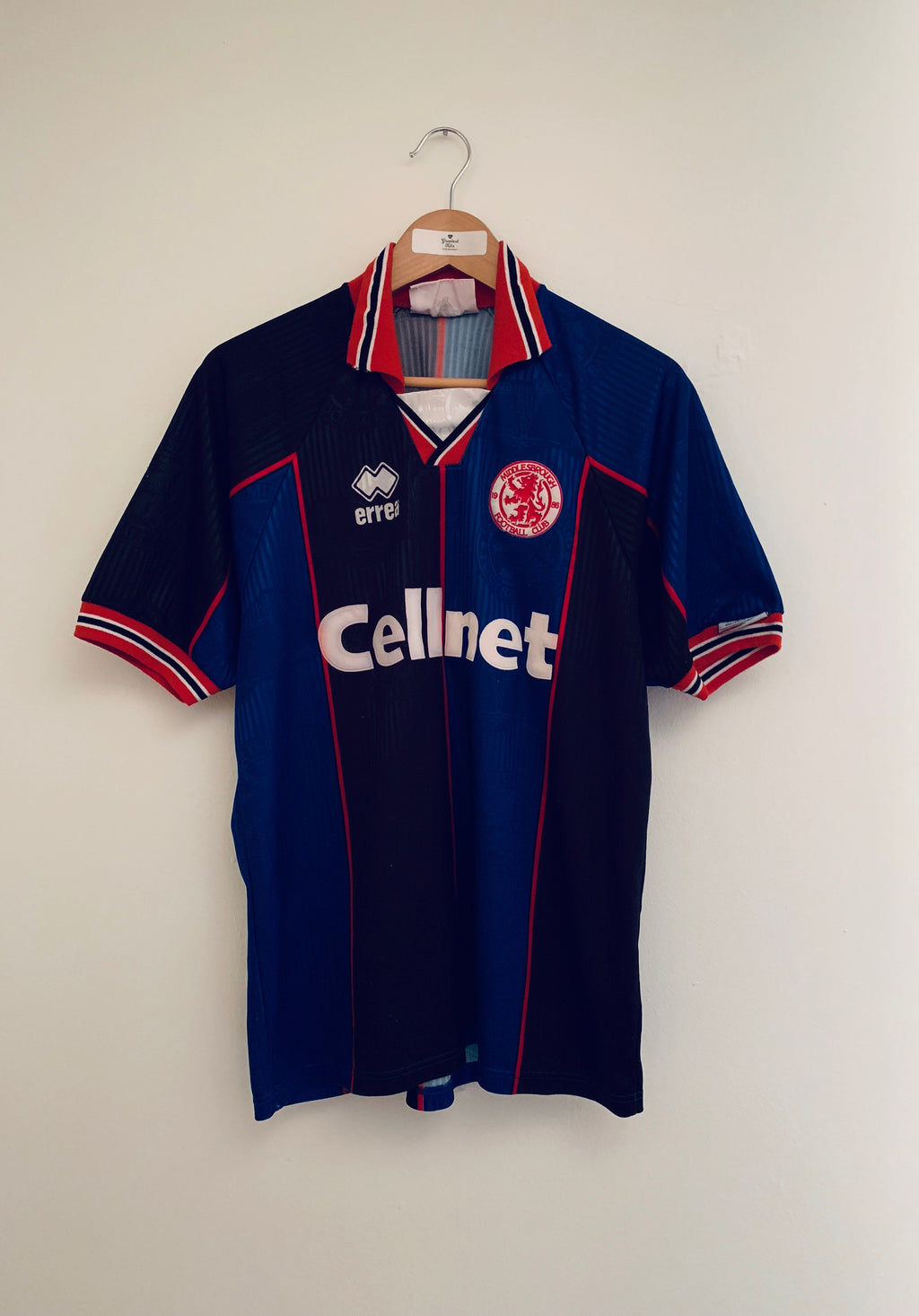 1995/96 Middlesbrough Away Shirt (M) 8/10