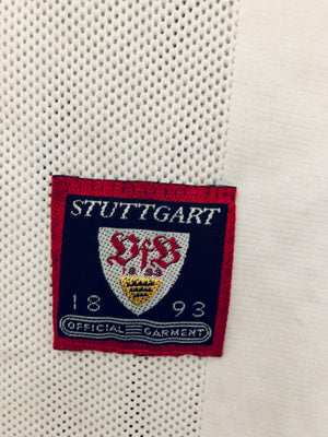 1996/97 Stuttgart Home Shirt Schafer #13 (L)