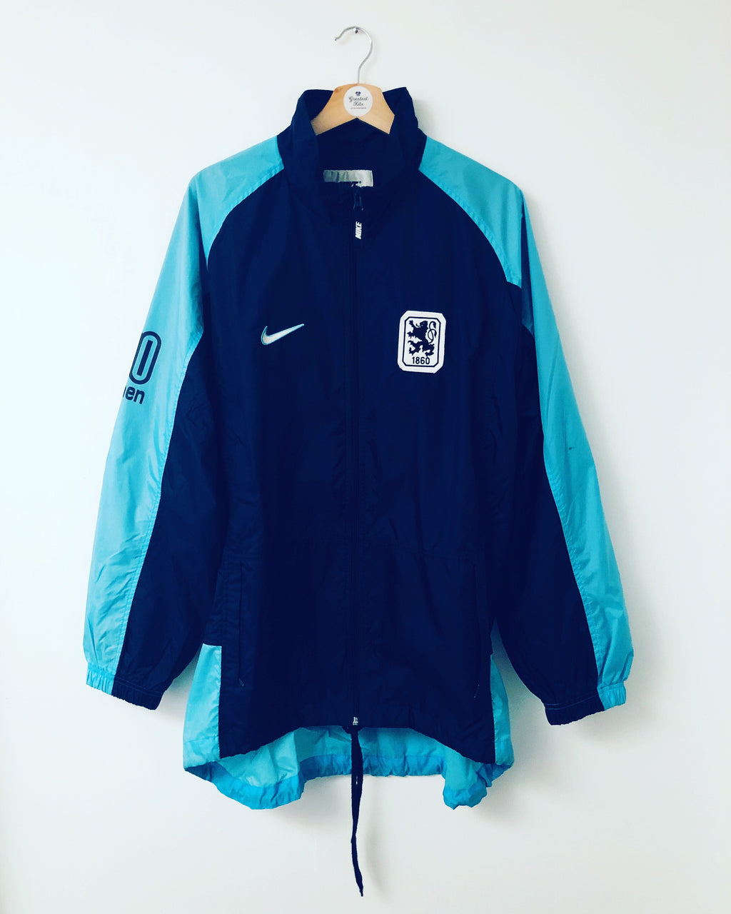 1997/98 1860 Munich Training Jacket (XL) 8.5/10