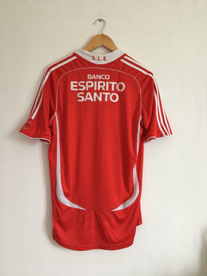 2006/07 Benfica Home Shirt (L) 9/10