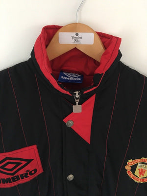 1992/94 Manchester United Bench Coat (L) 9/10