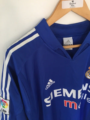 2004/05 Real Madrid Third Shirt (XL)