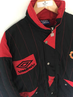 1992/94 Manchester United Bench Coat (L)