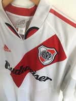 2004/05 River Plate Home Shirt (M/L)