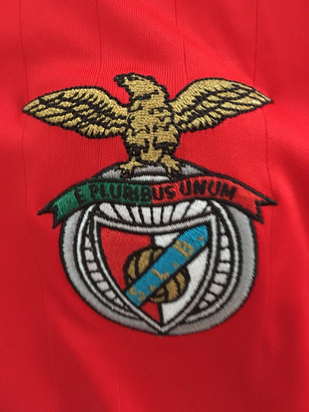 2006/07 Benfica Home Shirt (L)