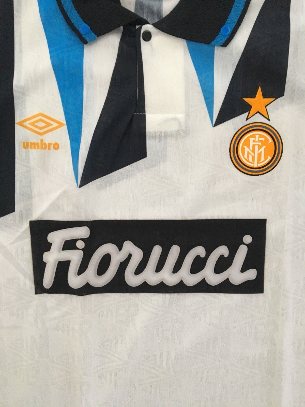 1992/93 Inter Milan Away Shirt *MINT* (XL)