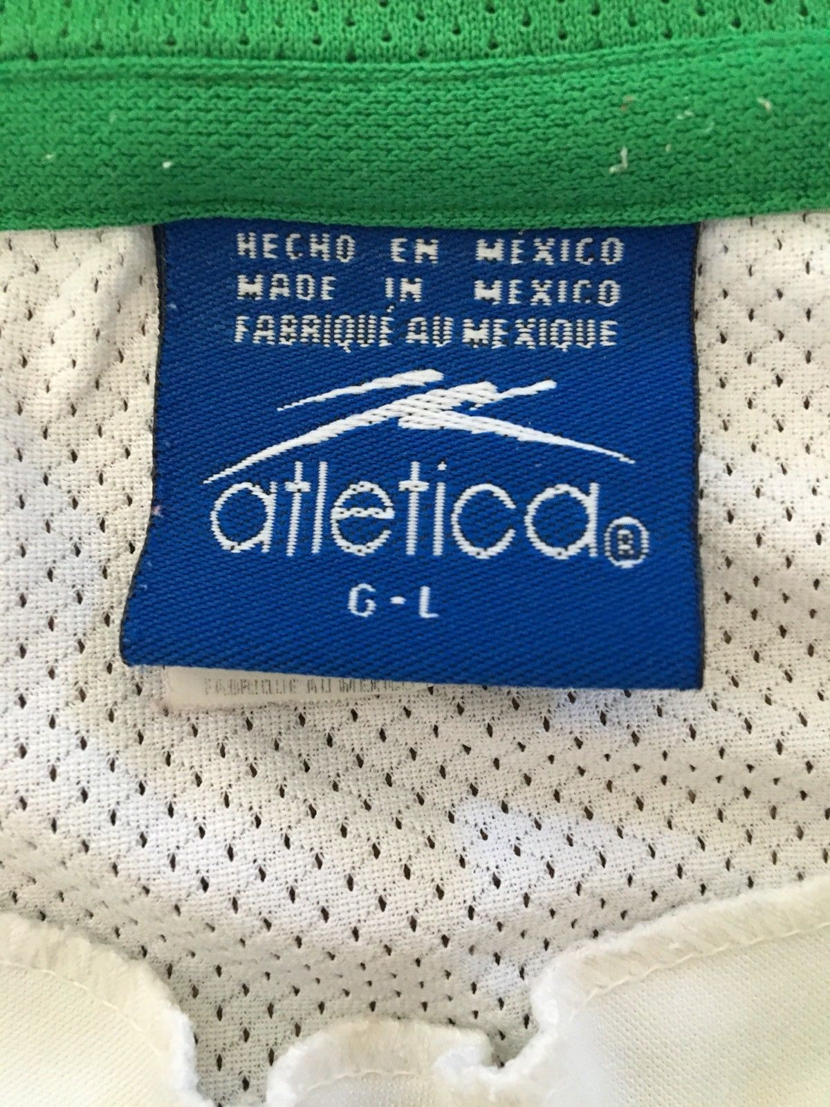 2004 Mexico Away Olympics Shirt (L)