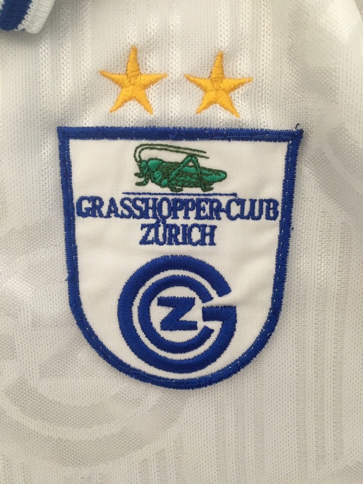 1997/98 Grasshoppers Home Shirt (M)