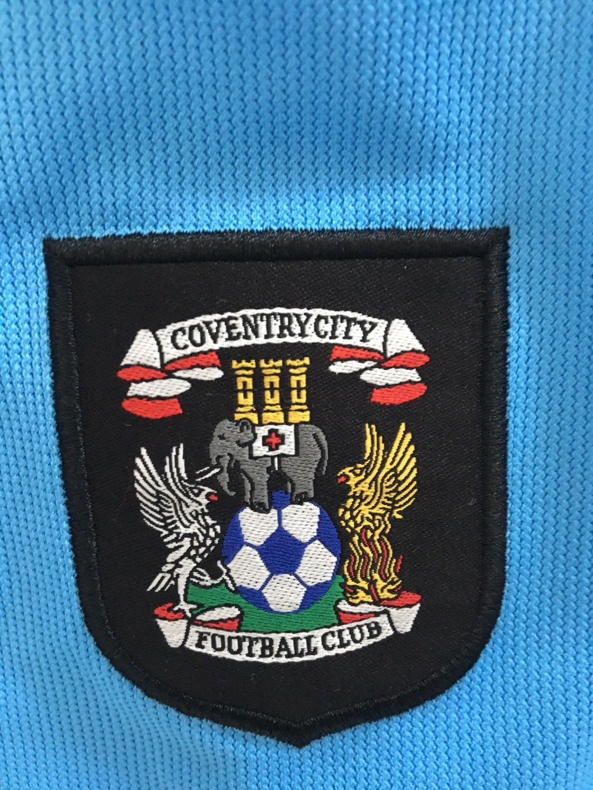 2001/02 Coventry Home Shirt (XL)