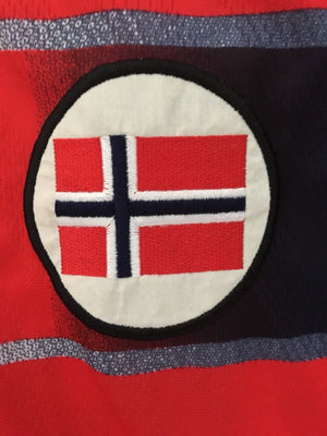 1997/98 Norway Home Shirt (L) BNWT