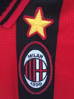 1997/98 AC Milan Home Shirt (XL) 9/10