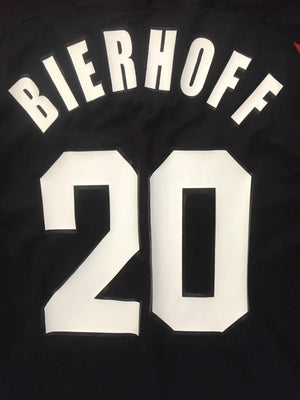 2000/01 AC Milan Third Shirt Bierhoff #20 (XL)