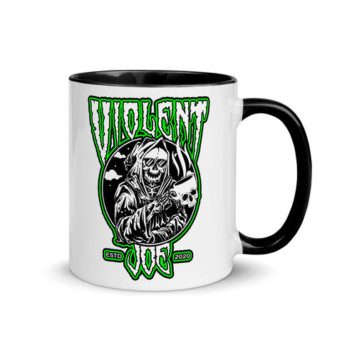 Violent Joe Coffee Mug